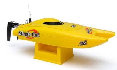 Joysway Magic Cat Micro EP Speed Boat (OUT OF STOCK)